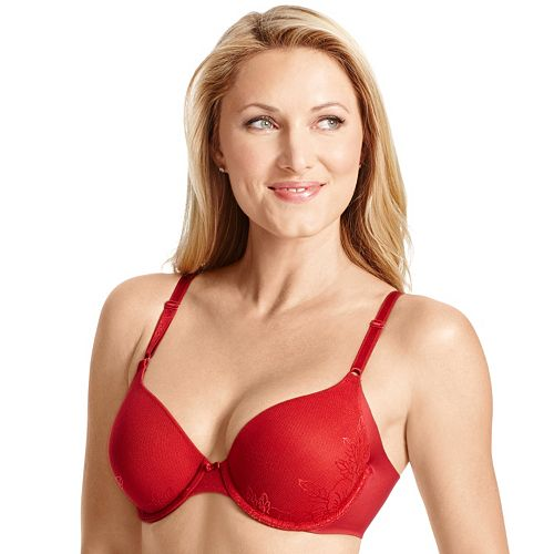 f2087335233 Warner s Bra  No Side Effects Full-Coverage T-Shirt Bra with Lift RD0561A
