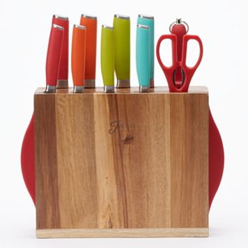 Fiesta 12-pc. Knife Block Set