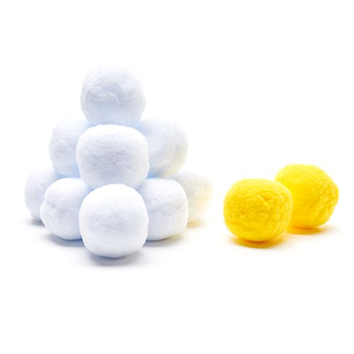 30 Watt Indoor Plush Snowballs