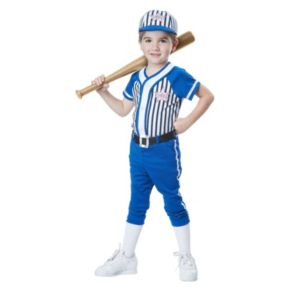 Toddler Baseball Player Costume
