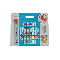 Fisher-Price Laugh & Learn Puppy's A to Z Smart Pad