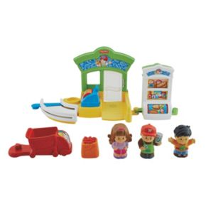 Fisher-Price Little People One Stop Grocery Shop Play Set
