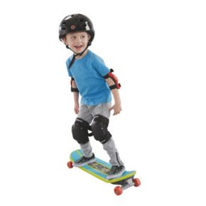 Fisher-Price Grow-to-pro 3-in-1 Skateboard