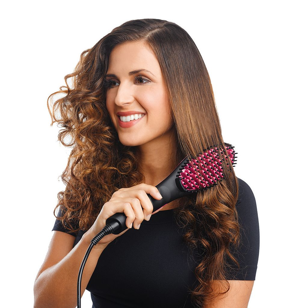 Simply Straight Professional Ceramic Straightening Brush