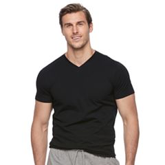 Big & Tall Apt. 9® V-Neck Tee