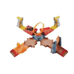 Fisher-Price Nickelodeon Blaze and the Monster Machines Flaming Volcano Jump