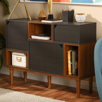 Baxton Studio Anderson Storage Cabinet