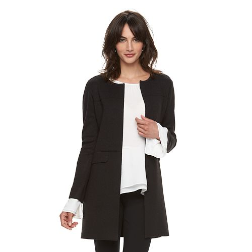 Women's ELLE™ Long Cardigan