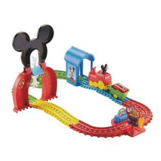 Disney's Mickey Mouse Clubhouse Mouska Train Express Playset by Fisher-Price