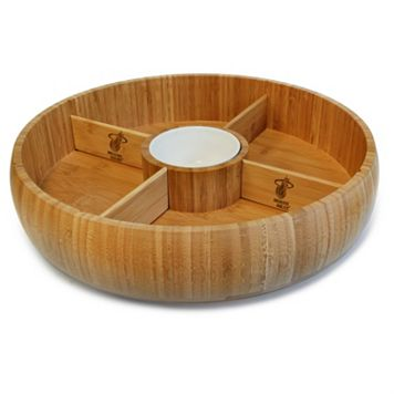 Miami Heat Lazy Susan Dip Tray