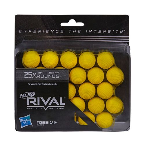 Nerf Rival 25-Round Refill Pack by Hasbro