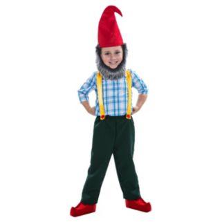 Kids Gnome Boy Costume