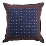Chaps Indigo Isle Foulard Throw Pillow
