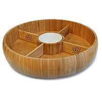 Jimmie Johnson Lazy Susan Dip Tray