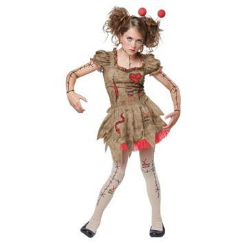 Kids Voodoo Dolly Costume