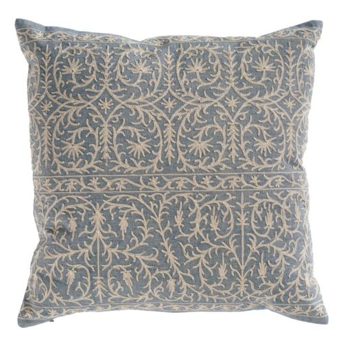 Chaps Home Turner Creek Embroidered Garment Wash Throw Pillow