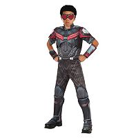 Kids Captain America: Civil War Falcon Deluxe Muscle Chest Costume