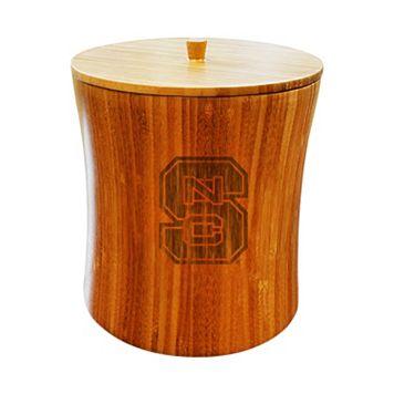 North Carolina State Wolfpack Bamboo Ice Bucket