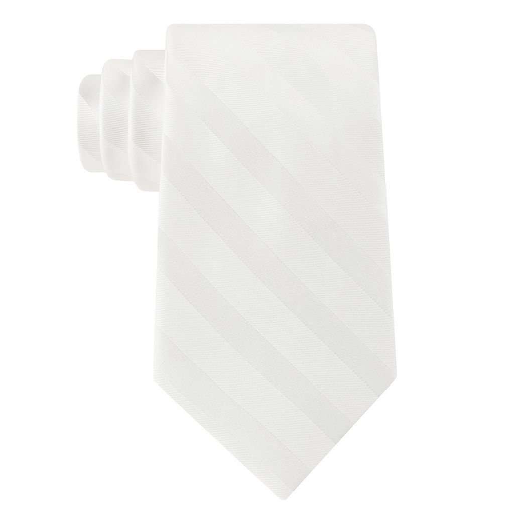 Big & Tall Croft & Barrow® Extra-Long Striped Tie