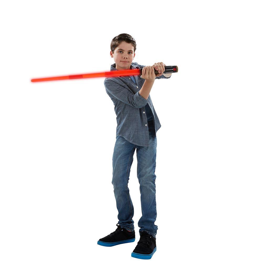 Star Wars BladeBuilders Spin-Action Lightsaber by Nerf