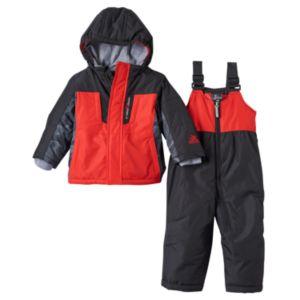 Baby Boy ZeroXposur Hooded Jacket & Snow Pants Set