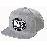 Men's Vans 66 Patch Cap