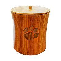 Clemson Tigers Bamboo Ice Bucket