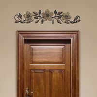 Stratton Home Decor Flower Vine Wall Decor