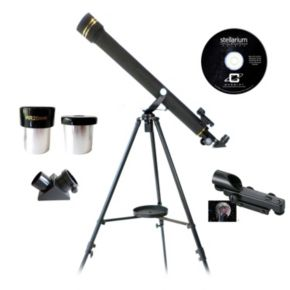 Galileo 800mm x 60mm Refractor Telescope
