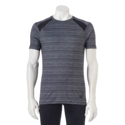 Men's ASICS Striped Tee