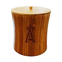 Los Angeles Angels of Anaheim Bamboo Ice Bucket