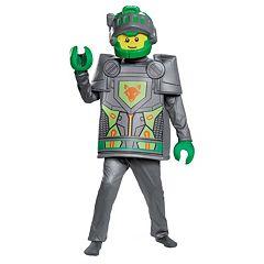 Kids Lego Nexo Knights Aaron Deluxe Costume