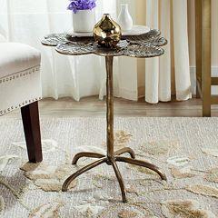 Safavieh Alene Leaf Side Table