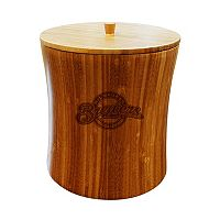 Milwaukee Brewers Bamboo Ice Bucket