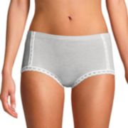 Maidenform Cotton Lace Boyshorts DM0021