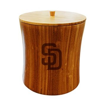 San Diego Padres Bamboo Ice Bucket