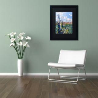 Trademark Fine Art Hockley Valley Framed Wall Art