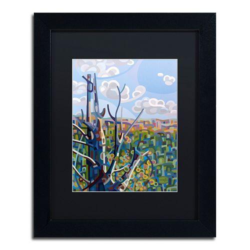 Trademark Fine Art Hockley Valley Framed Wall Art