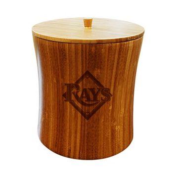 Tampa Bay Rays Bamboo Ice Bucket
