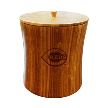 Cincinnati Reds Bamboo Ice Bucket