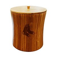 Boston Red Sox Bamboo Ice Bucket