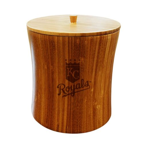 Kansas City Royals Bamboo Ice Bucket