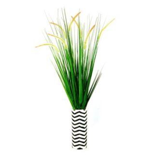 Designs by Lauren Artificial Grass Arrangement