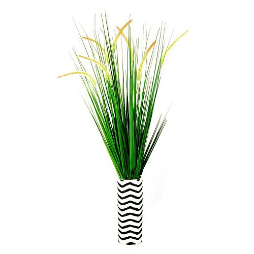 Designs by Lauren Artificial Grass Arrangement
