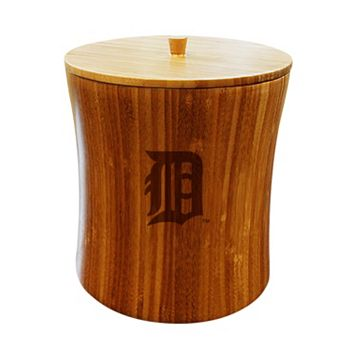 Detroit Tigers Bamboo Ice Bucket