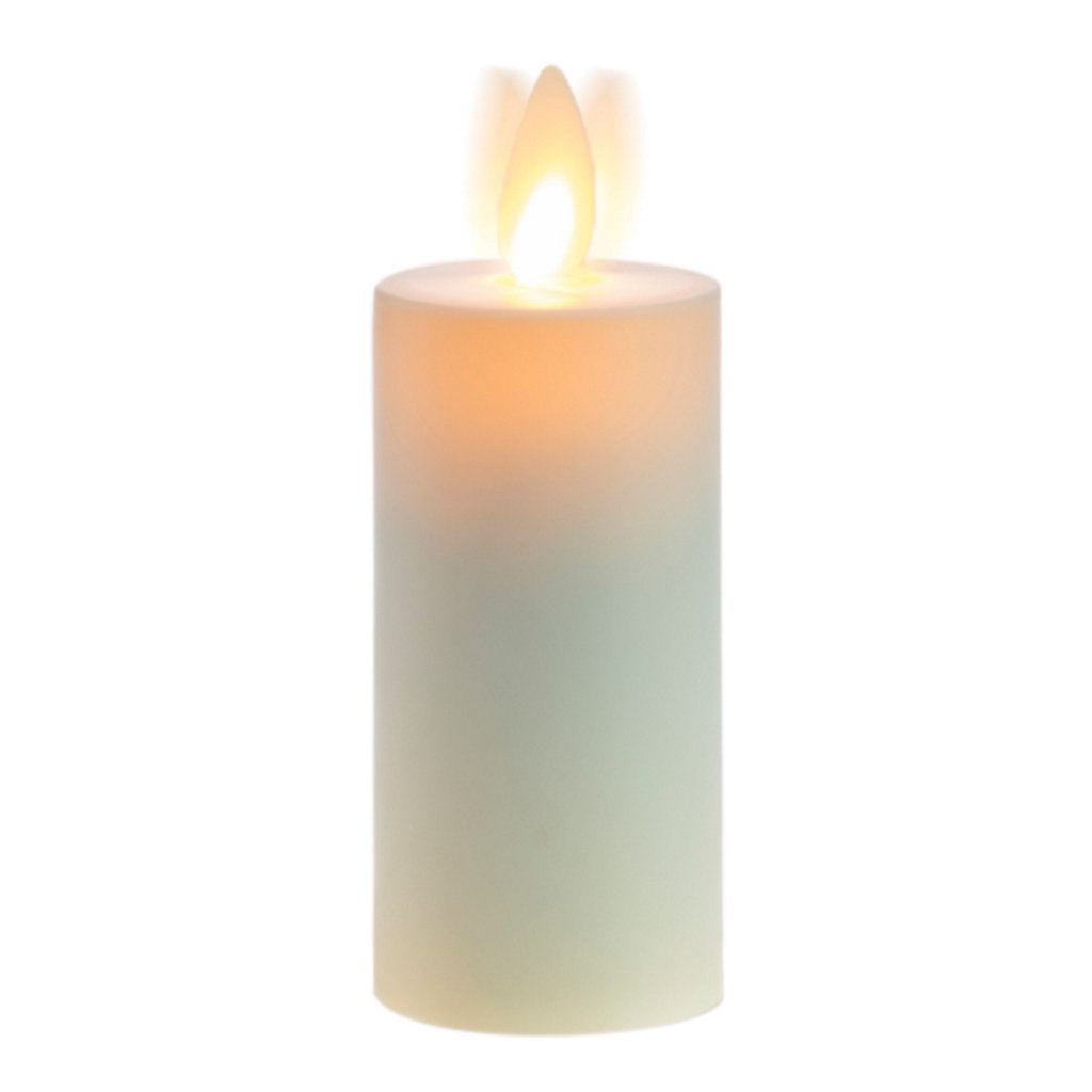 Matchless Candle Co. Moving Flame® 1.5'' x 4'' Flameless LED Votive Candle