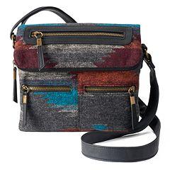 SONOMA Goods for Life™ Woven Southwestern Shoulder Bag