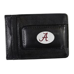 ZEP-PRO Officially Licensed NCAA Embossed Leather Bifold Wallet