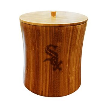 Chicago White Sox Bamboo Ice Bucket