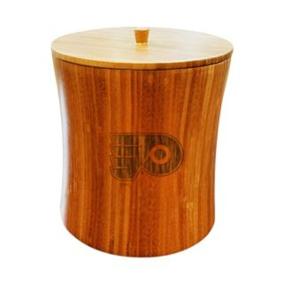 Philadelphia Flyers Bamboo Ice Bucket